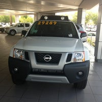 Photo taken at AutoNation Nissan Tempe by Michael T. on 7/7/2013