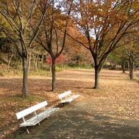 Photo taken at 春日台公園 by Masa h. on 12/9/2012