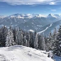 Das Foto wurde bei Schattberg Westgipfel 2096 m von Jiří V. am 2/28/2018 aufgenommen