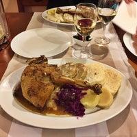 Photo taken at Café U Zrcadla by Jiří V. on 11/11/2016