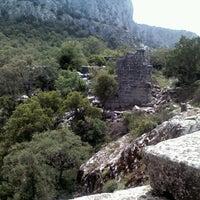 5/19/2013 tarihinde Валерий У.ziyaretçi tarafından Termessos'de çekilen fotoğraf