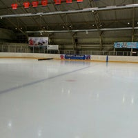 Photo taken at Ледовый Стадион by Александр Н. on 12/5/2015