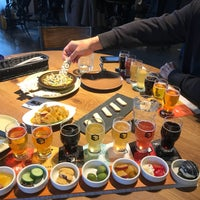 Photo taken at SPRING VALLEY BREWERY TOKYO by Leyla D. on 1/20/2018