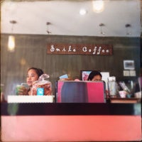 Photo taken at Smile Coffee by Jane P. on 1/28/2015