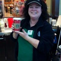 Photo taken at Starbucks by Steve C. on 11/21/2012