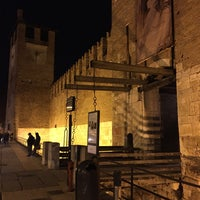 Photo taken at Castelvecchio by Artemiy N. on 12/29/2017