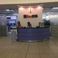 Photo taken at Банк БелВЭБ by Artemiy N. on 3/7/2017