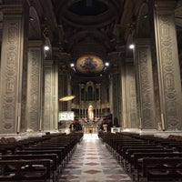 Photo taken at Cattedrale Nostra Signora Assunta by Artemiy N. on 1/6/2018