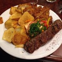 Photo taken at Sahara Restaurant & Grill by Ryan T. on 1/19/2014