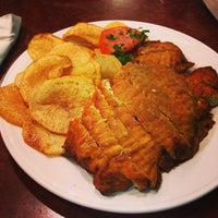 Photo taken at Sahara Restaurant & Grill by Ryan T. on 3/22/2014