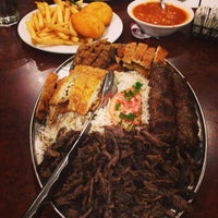 Photo taken at Sahara Restaurant & Grill by Ryan T. on 2/22/2014
