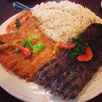 Photo taken at Sahara Restaurant & Grill by Ryan T. on 1/22/2014