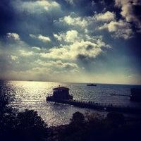 11/14/2012 tarihinde Ozge G.ziyaretçi tarafından Moda Sahili'de çekilen fotoğraf
