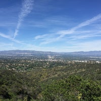 Photo taken at Caballero Canyon Trail Access by Ali C. on 3/15/2015