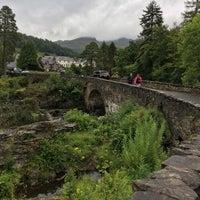 Photo taken at Falls Of Dochart by Adriel M. on 8/19/2017