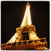 Photo prise au Tour Eiffel par uae2uk B. le7/23/2013