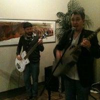 Photo taken at Joe Black Coffee Bar by Sherri C. on 3/30/2013