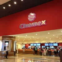 Photo taken at Cinemex by Alejandra R. on 4/5/2013