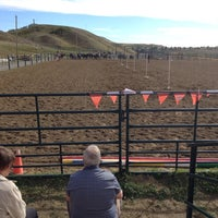 Photo taken at Cochrane Ag Society by Jacques S. on 9/22/2013