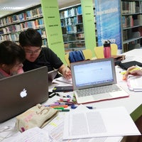 Photo taken at Inti International College Subang Library by Ryian K. on 12/1/2014