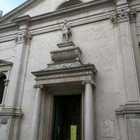 Photo taken at Chiesa di Santa Maria Formosa by Chris H. on 2/27/2015