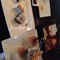 Photo taken at Sushi Room by Cat C. on 9/29/2016