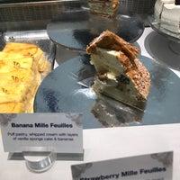 Das Foto wurde bei Lady M Cake Boutique von Cat C. am 8/1/2017 aufgenommen