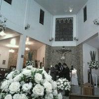 Photo taken at Igreja São Charbel by Elizabete M. on 4/26/2013