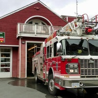 Photo taken at Firehall No. 1 - Whistler Village by Janic R. on 8/6/2015