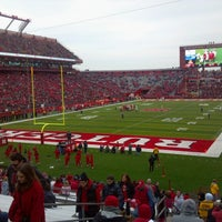 Photo taken at High Point Solutions Stadium by Brittany | @. on 11/10/2012