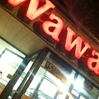 Photo taken at Wawa by Richard W. on 2/20/2013