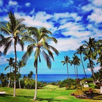 Photo taken at Wailea Golf Club by Zach W. on 8/8/2013
