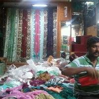 Photo taken at Goyal Saree Emporium by Jitendra S. on 10/6/2011