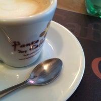 Photo taken at Café Café Bistrô by Tatiana T. on 5/29/2014