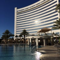 """Photo taken at Hard Rock Pool by Chris """"Frostbite"""" P. on 11/19/2014"""