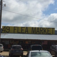 "Photo taken at Highway 49 Flea Market by Chris ""Frostbite"" P. on 8/22/2015"