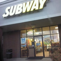"""Photo taken at Subway by Chris """"Frostbite"""" P. on 6/6/2013"""