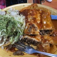 """Photo taken at San Marcos Authentic Mexican Restaurante by Chris """"Frostbite"""" P. on 2/26/2018"""
