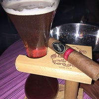 Photo taken at Churchill's Cigar Lounge by rigo753 on 10/1/2017
