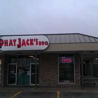 Photo taken at Phat Jacks BBQ by Bob M. on 4/17/2013