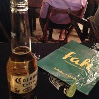Foto tomada en Fah Restaurant Bar por Bruno B. el 6/17/2013