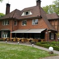 Photo taken at Auberge Du Bonheur Hotel Tilburg by Chris M. on 4/21/2014