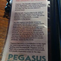 Photo taken at Pegasus Pizza and Pasta by Kimber A. on 6/20/2013