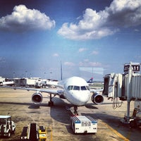 Photo taken at Philadelphia International Airport (PHL) by Vince L. on 7/16/2013
