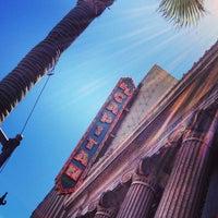 Photo taken at El Capitan Theatre by Vince L. on 7/17/2013