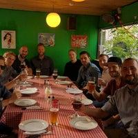 Photo taken at Restaurant Klubben by Søren M. on 6/18/2016