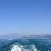 Photo taken at Navigazione Lago Di Garda by David S. on 8/27/2016