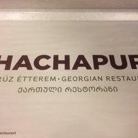 Photo taken at Hachapuri by David S. on 12/5/2013