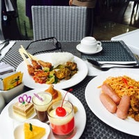 Photo taken at Cafe Cinta by E-Commerce Website B. on 2/1/2015