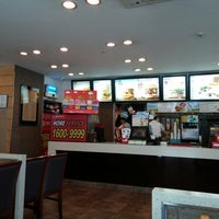 Photo taken at Lotteria by Hyeong Yong I. on 5/4/2014